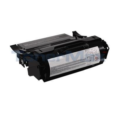 DELL 5350DN TONER CARTRIDGE BLACK RP 30K